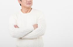 うつ病ではなく男性更年期症状のよう。治療が必要?