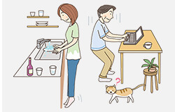 家の中でもからだを動かそう! 身体活動量アップで病気を防ぐ