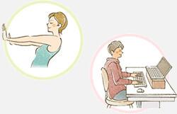 もう悩まない! 腰痛予防の生活スタイル
