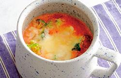 2品でたんぱく質がとれる朝食レシピ