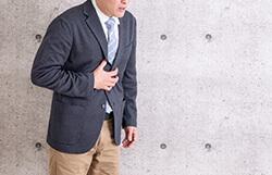 胃の切除後、食後に腹痛がおこる。ダンピング症候群とは?