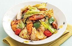 旬の栄養を逃さない! 春野菜が主役のおかずレシピ